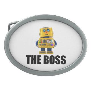 The Boss Belt Buckle