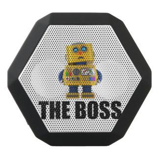 The Boss Black Bluetooth Speaker