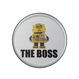 The Boss Bluetooth Speaker