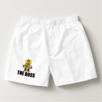 The Boss Boxers
