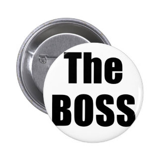 The Boss Pins