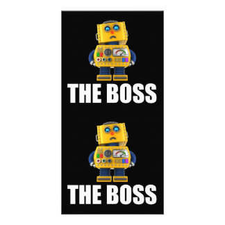 The Boss Card