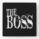 The Boss Clock