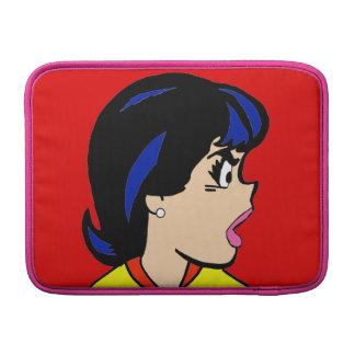 The Boss Comic Strip MacBook Air Sleeve