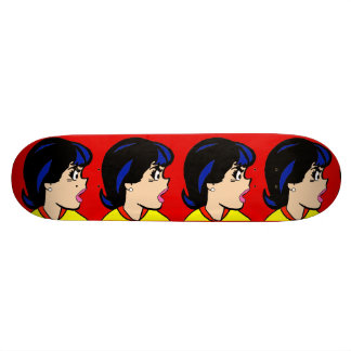 The Boss Comic Strip Skateboard
