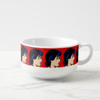The Boss Comic Strip Soup Mug