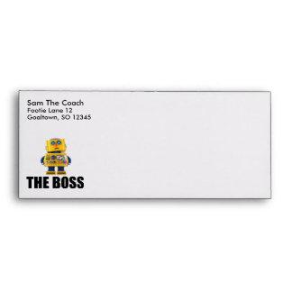 The Boss Envelope