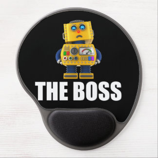 The Boss Gel Mouse Pad