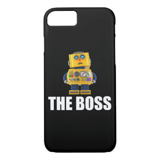 The Boss iPhone 7 Case