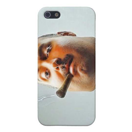 THE BOSS iPhone SE/5/5s COVER