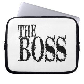 The Boss Laptop Sleeve