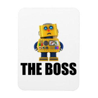 The Boss Magnet