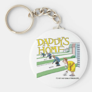 The Boss of You Keychain