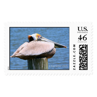 The Boss Postage Stamps