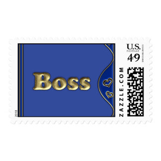The Boss Postage