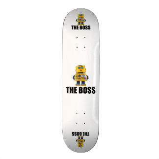 The Boss Skateboard Deck
