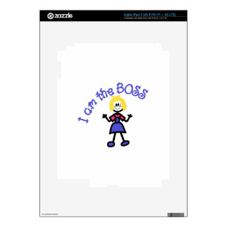 The Boss Skin For iPad 3