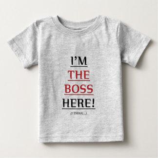 the boss t shirt