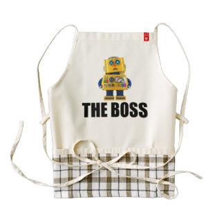 The Boss Zazzle HEART Apron
