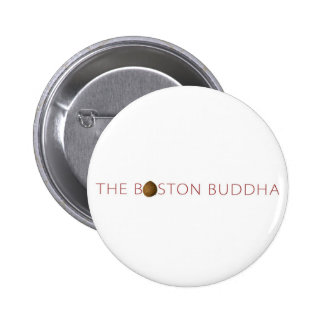 The Boston Buddha Shop 2 Inch Round Button