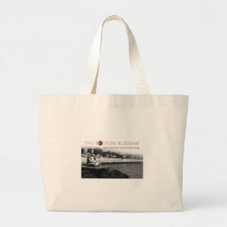 The Boston Buddha Shop Jumbo Tote Bag