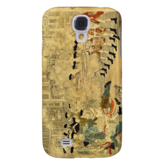The Boston Massacre by Paul Revere Samsung S4 Case