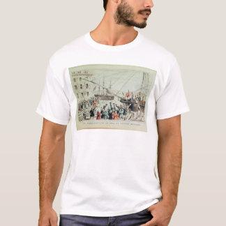 The Boston Tea Party, 1846 T-Shirt