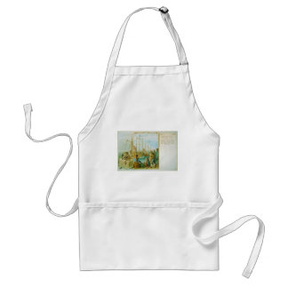 The Boston Tea Party of December 16th 1773 Adult Apron