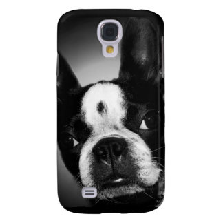The Boston Terrier Galaxy S4 Cases