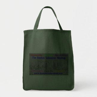 The Boston Volunteer Meetup Bags