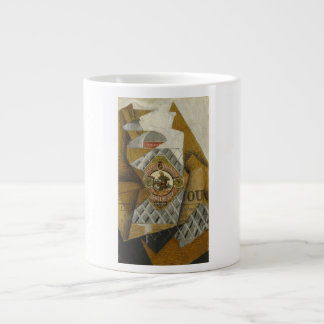The Bottle of Anís del Mono by Juan Gris Giant Coffee Mug