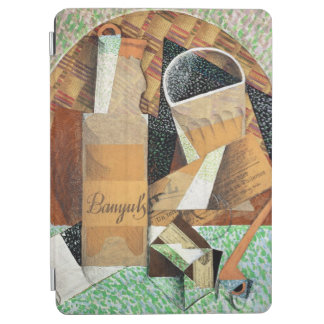 The Bottle of Banyuls, 1914 (gouache & collage) iPad Air Cover