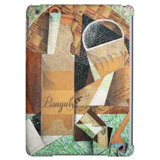 The Bottle of Banyuls, 1914 (gouache & collage) iPad Air Cases