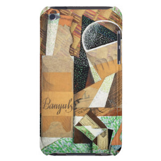 The Bottle of Banyuls, 1914 (gouache & collage) iPod Touch Case