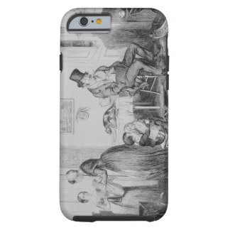 The Bottle, Plate II, He is discharged from his em Tough iPhone 6 Case