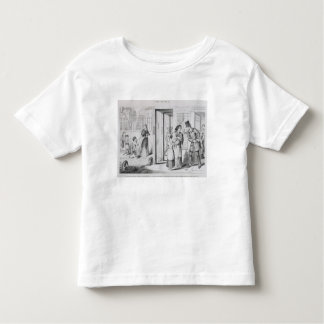 The Bottle, Plate IV, Unable to obtain employment, Toddler T-shirt