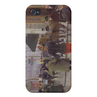 The Boulevard des Capucines Covers For iPhone 4