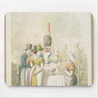 The Boulevard du Temple, from 'Tableau de Mouse Pad