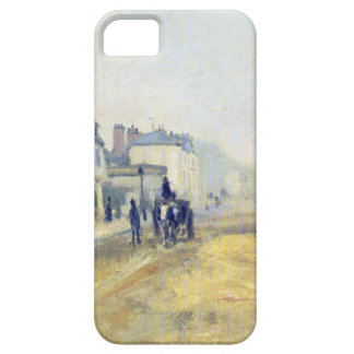 The Boulevard Heloise in Argenteuil by Claude Mone iPhone SE/5/5s Case