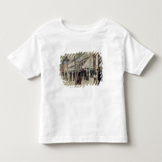 The Boulevard Montmartre Toddler T-shirt