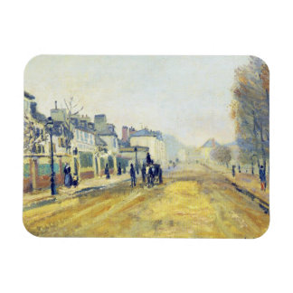 The Boulevard of Heloise in Argenteuil Claude Mone Magnet