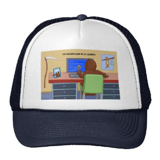 The Boundless Blue Screen Hat