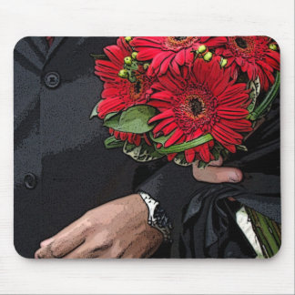 The Bouquet Mouse Pad