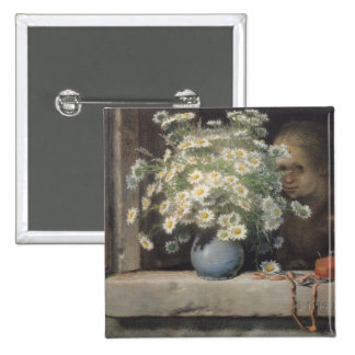 The Bouquet of Margueritas, 1866 Pin