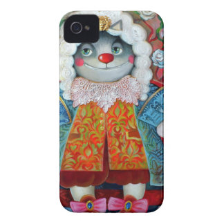 the bourgeois gentleman iPhone 4 Case-Mate case
