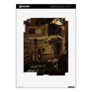 The Bourgeois Kitchen iPad 3 Decal