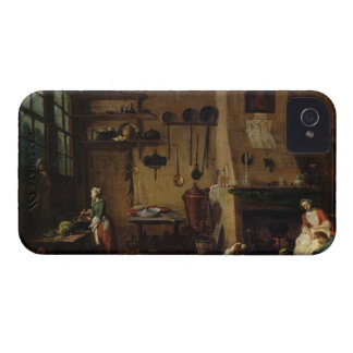 The Bourgeois Kitchen iPhone 4 Case