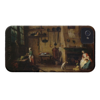 The Bourgeois Kitchen iPhone 4 Cover