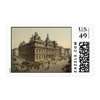 The Bourse, Lyon, France Postage