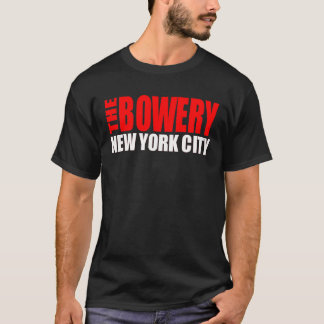The Bowery_blk shirt